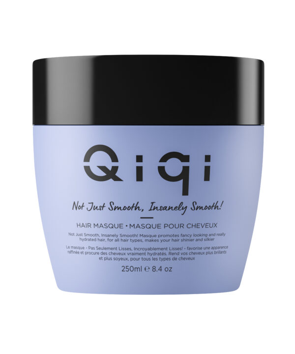 Qiqi Not Just Smooth, Insan